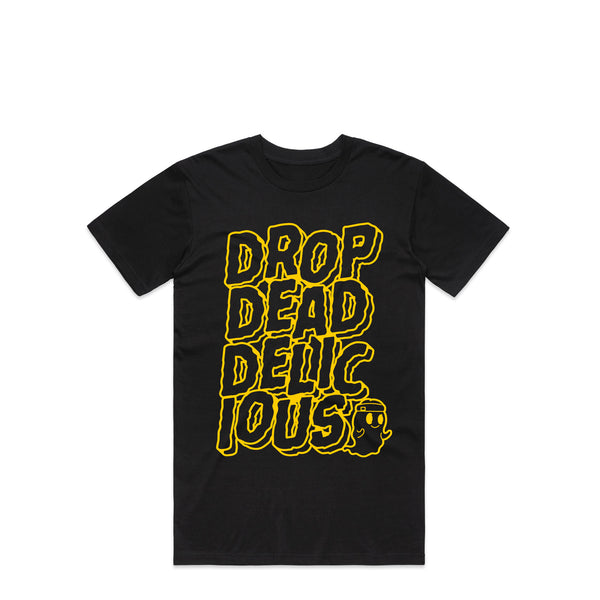 Dropdead Delicious Black T-Shirt