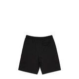 Ram Skull Black Sweat Shorts
