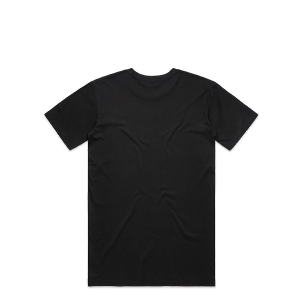 Abstract Logo Black T-Shirt