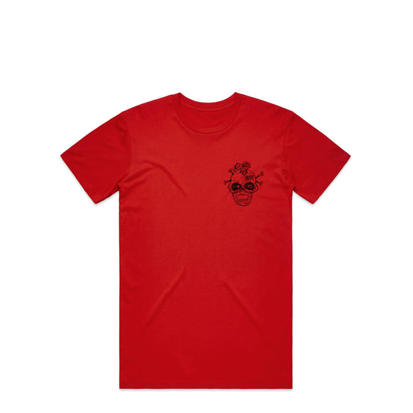 No More Corona Red T-Shirt