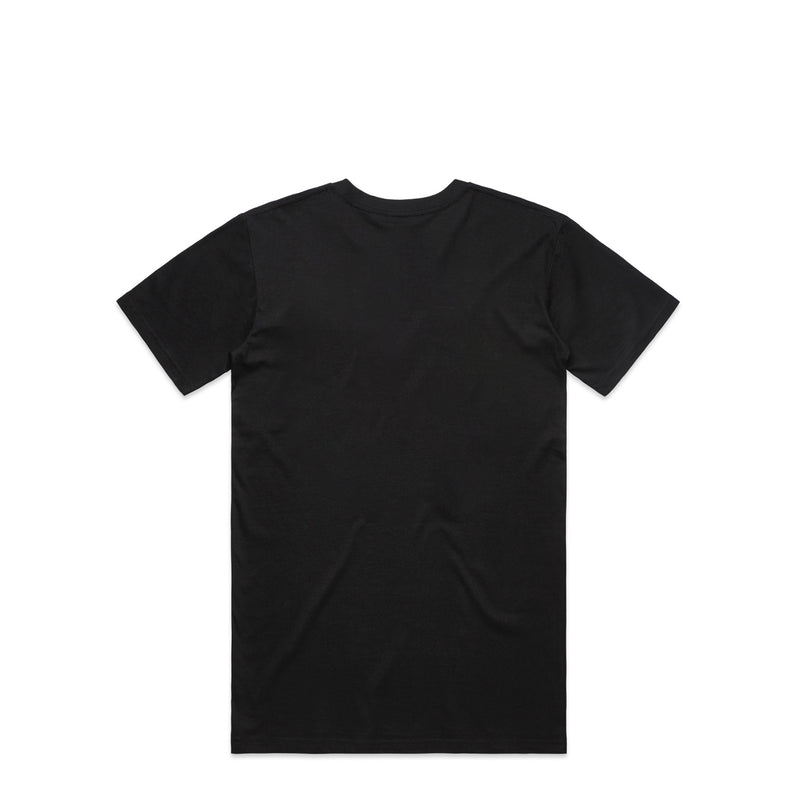 Just A Little Off The Top Black T-Shirt