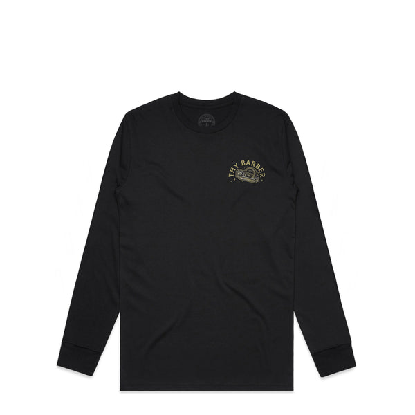 Slick Til Death Black Longsleeve