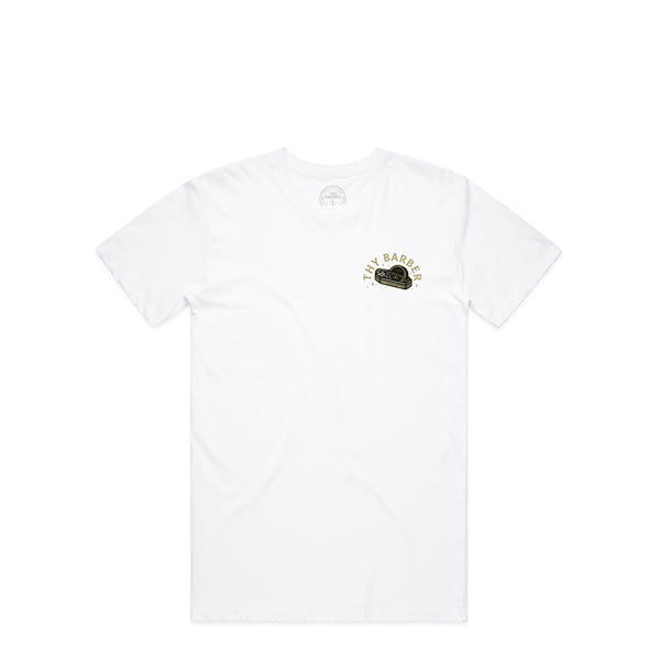 Slick Til Death White T-Shirt