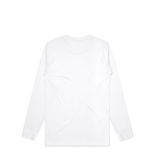 Lights Up White Longsleeve
