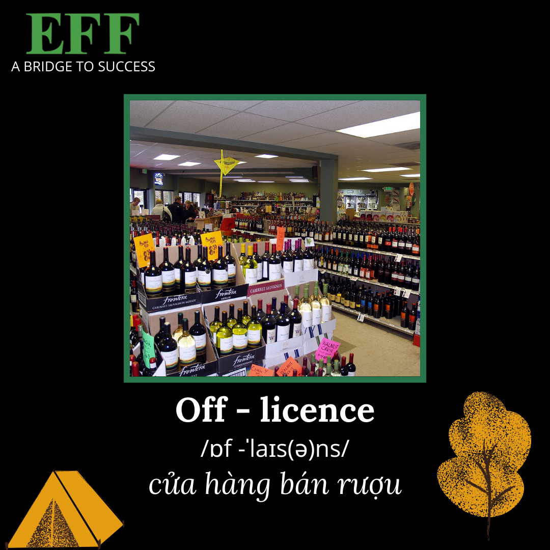 EFF Off-licence