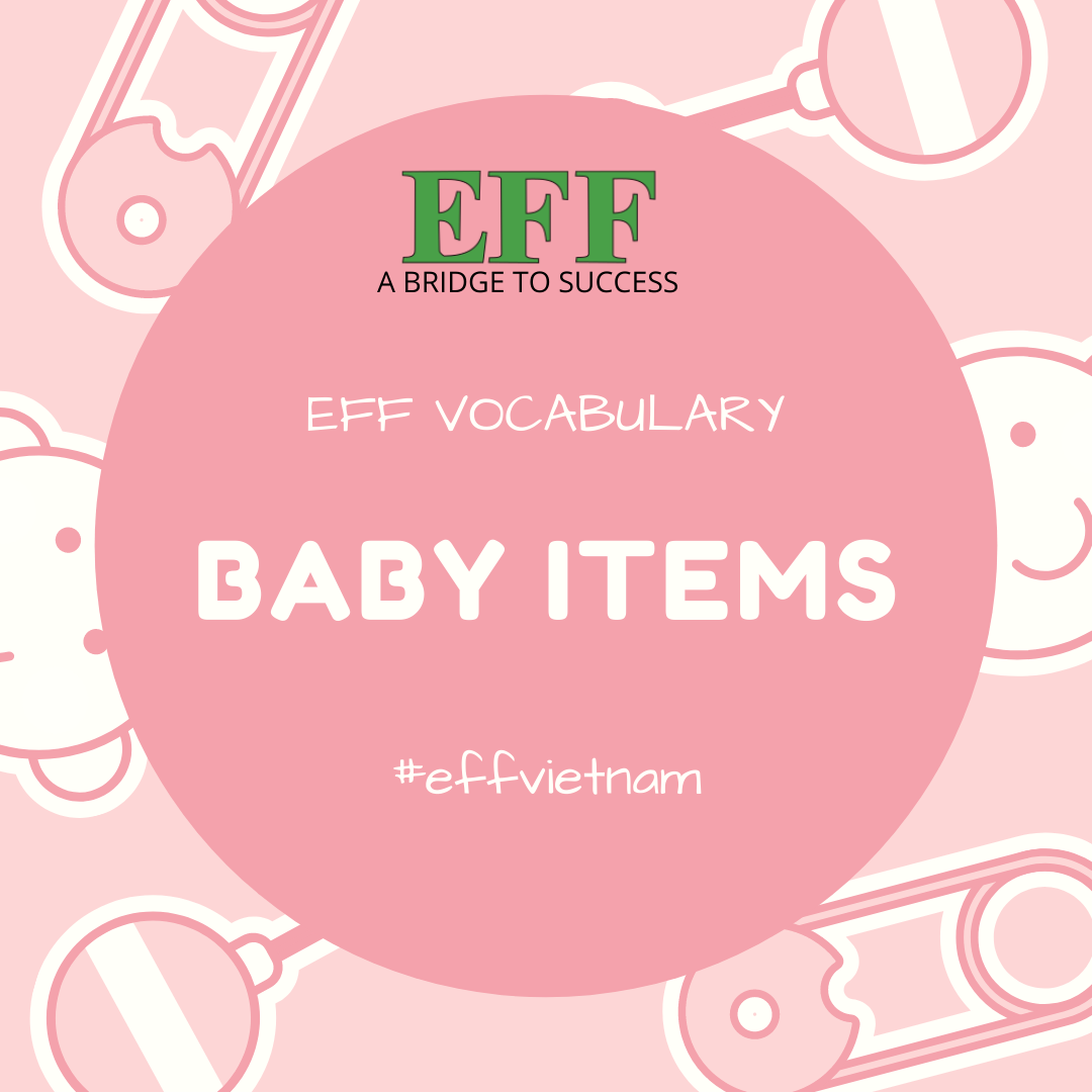 EFF Baby Items