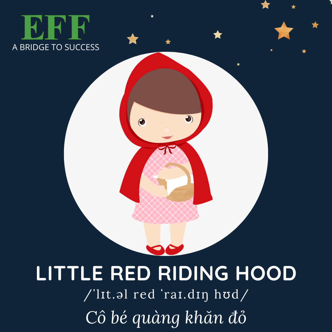 EFF Little Red Riding Hood