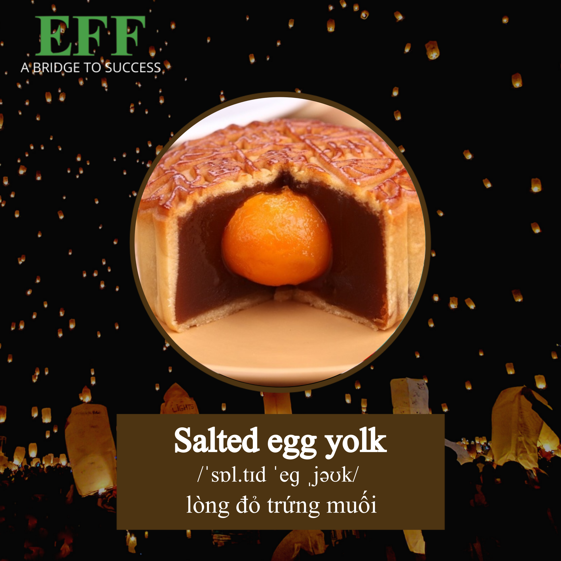 EFF Salted egg yolk