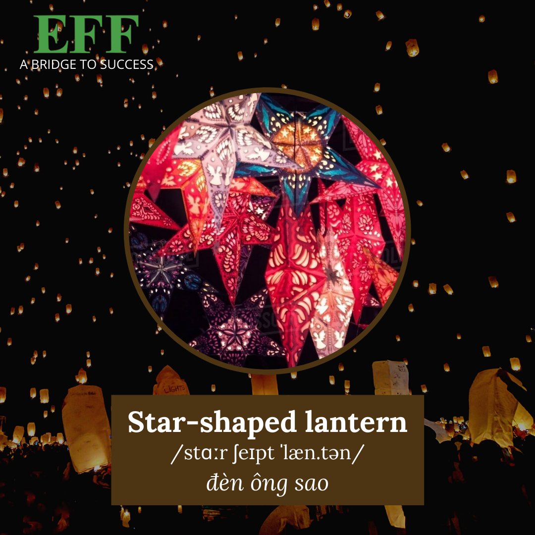 EFF Star-shaped lantern