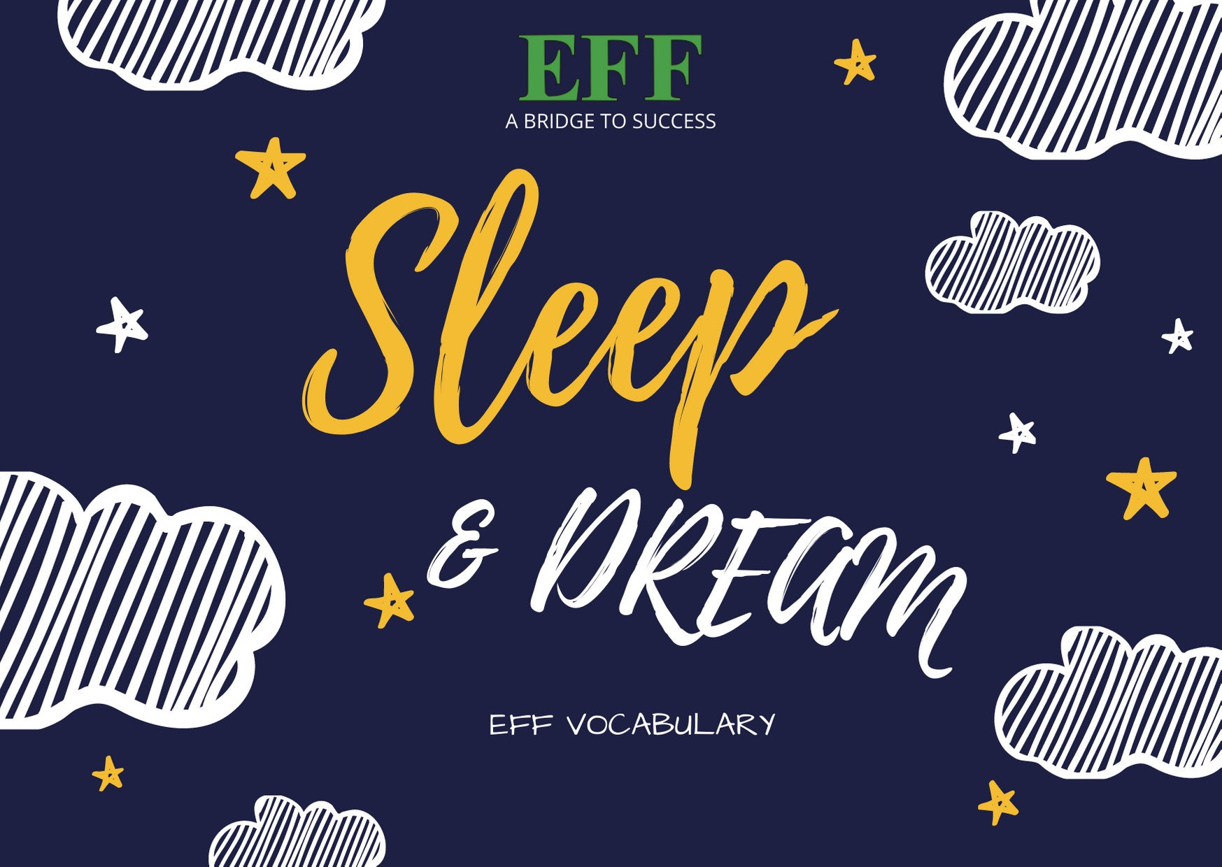 EF Sleep and Dream