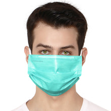 Load image into Gallery viewer, Oxyvent 4 Ply Surgical Face Mask, Single Piece Packing, Pack of 25