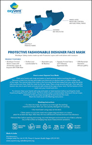 JSW - Corporate Mask Design
