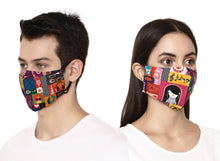 Load image into Gallery viewer, Lifestylee Designer Face Mask for Women