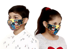 Load image into Gallery viewer, Superhero Kids Face Mask