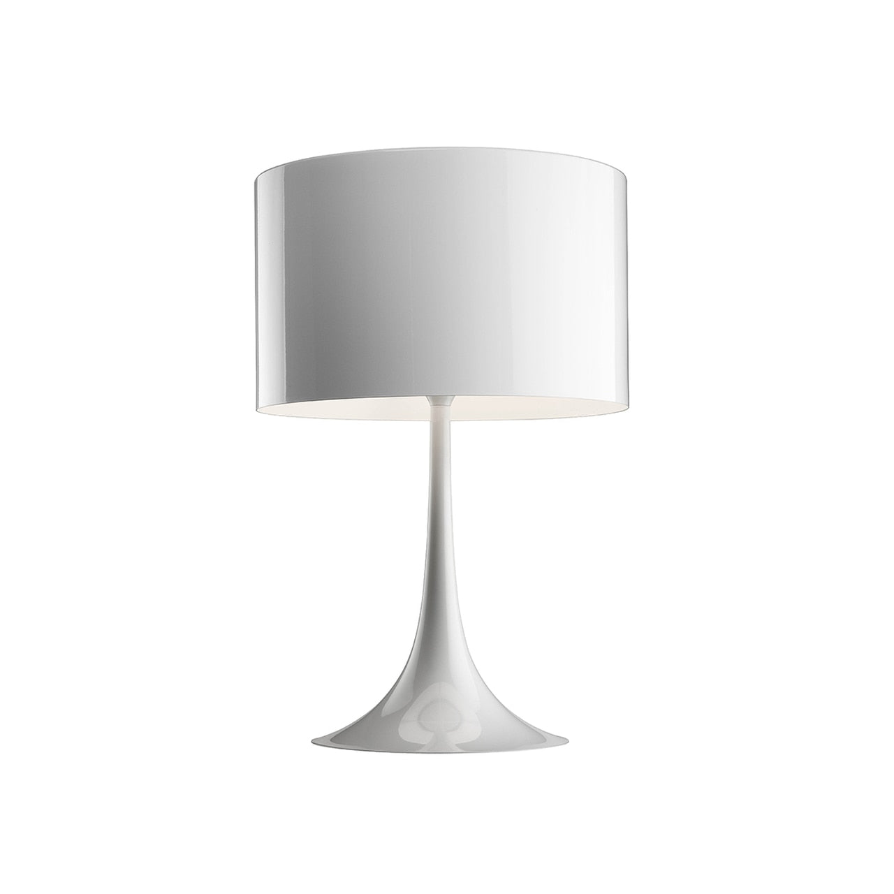 Spun Light Table Lamp