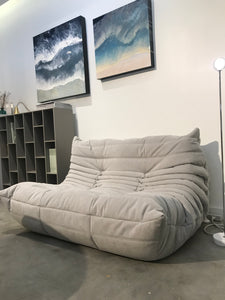 TOGO Loveseat Without Arms - Floor Sample