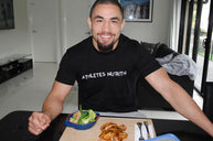 UFC Middleweight Robert Whittaker is fuelled by Athletes Nutrition!