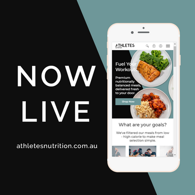 Athletes Nutrition | Fresh Meal Delivery For The Athlete Within.