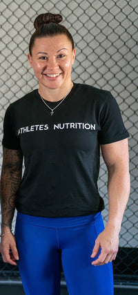 Women's Athletes Nutrition T Shirt