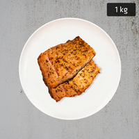 SIMPLY PROTEIN | Baked Salmon