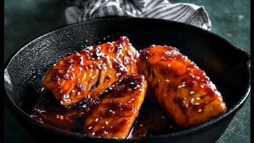 CUSTOM MEAL | Teriyaki Salmon