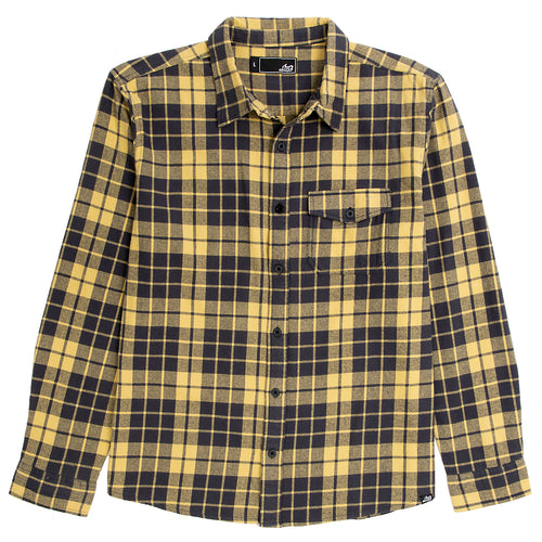 Lifted Flannel Vintage Gold