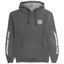 Load image into Gallery viewer, Lost Surfboards Hoodie Vintage Black