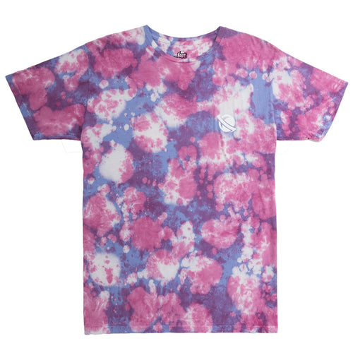Plant Wash Tee Vintage Purple Wash