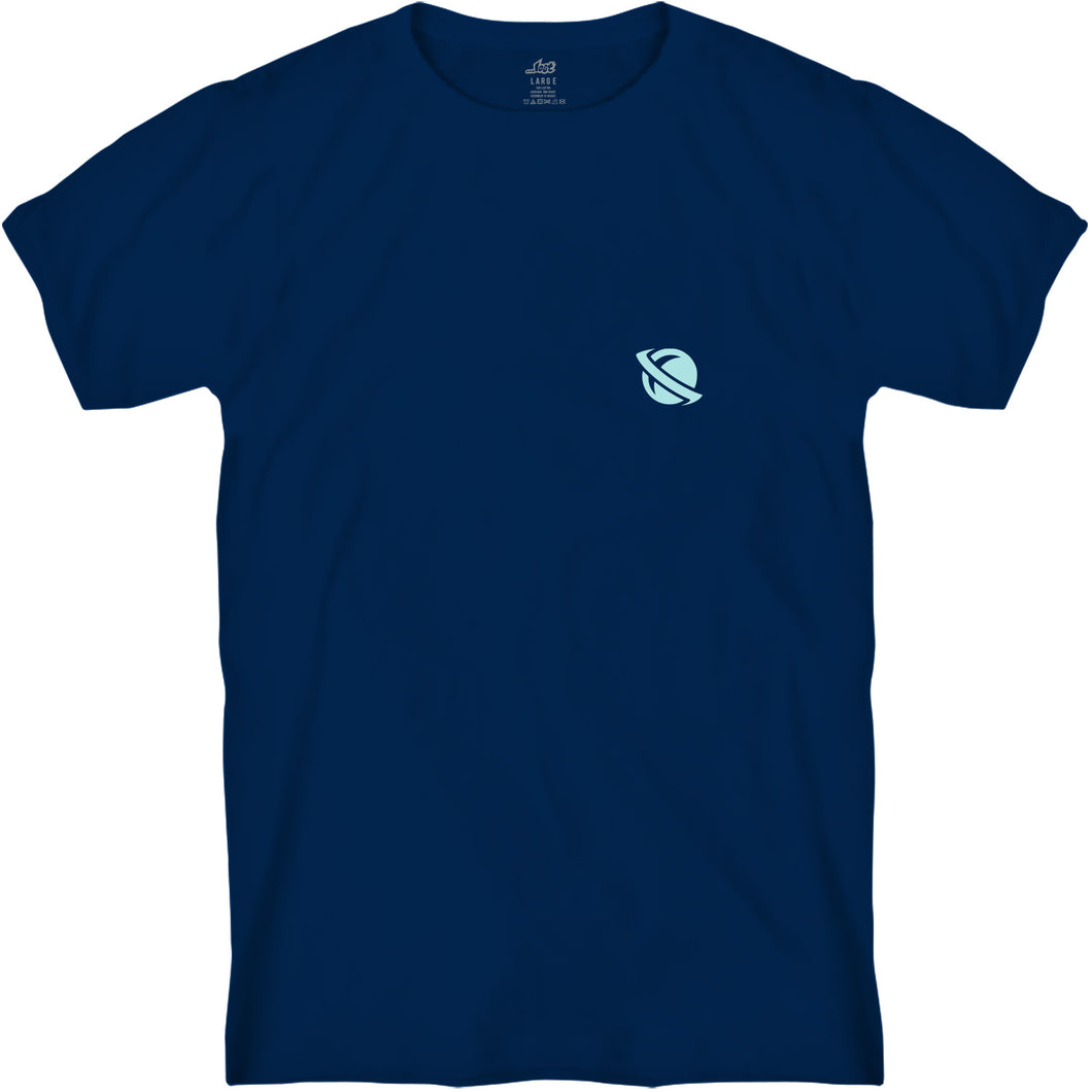 Lost Planet Tee Navy