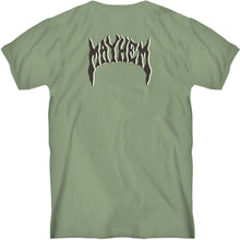 Load image into Gallery viewer, Retro Mayhem Tee Moss Green