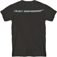Load image into Gallery viewer, Lost Surfboards Tee Black