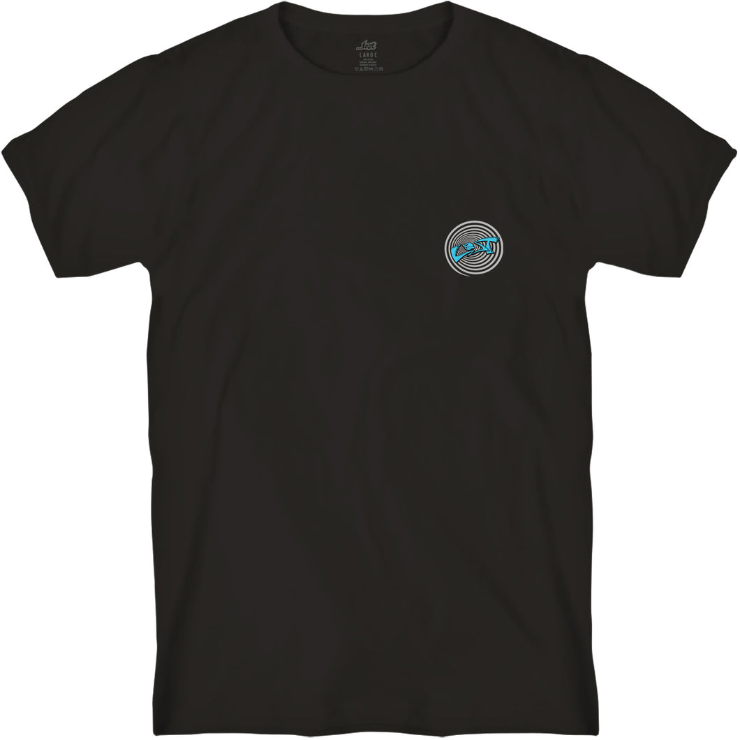 Lost Surfboards Tee Black