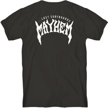 Load image into Gallery viewer, Mayhem Designs Tee Black
