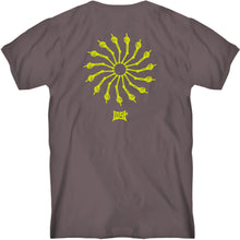 Load image into Gallery viewer, Wheel Of Life Tee Deep Taupe