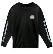 Load image into Gallery viewer, Team Lost L/S Tee Black