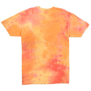 Inertia Tee Burnt Orange Wash