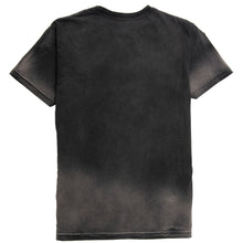 Load image into Gallery viewer, Lost Tee Black Bleach Wash