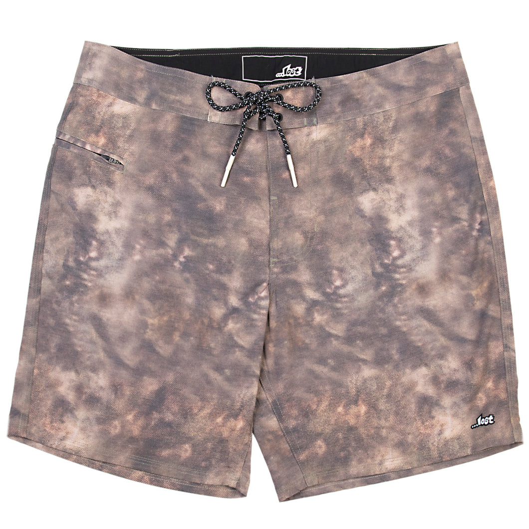 Forged Boardshort Washed Camo