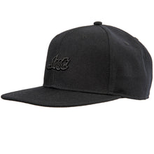 Load image into Gallery viewer, Lost 91 Snapback Black
