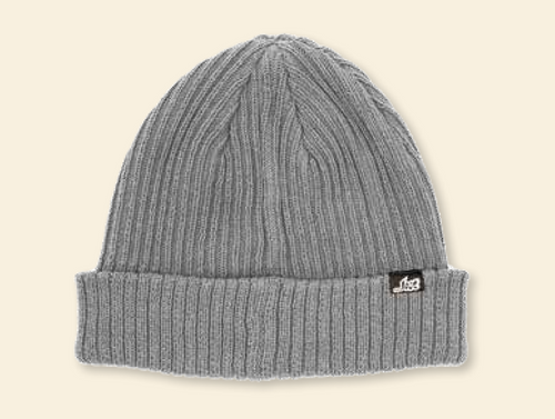 Nice Catch Beanie Heather Grey