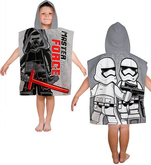 Lego Star Wars Seven Kids Hooded Poncho