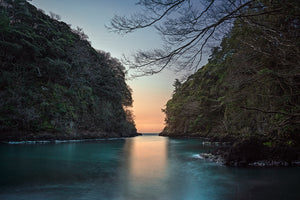 Inlet at dawn - Masashi Takada Photography