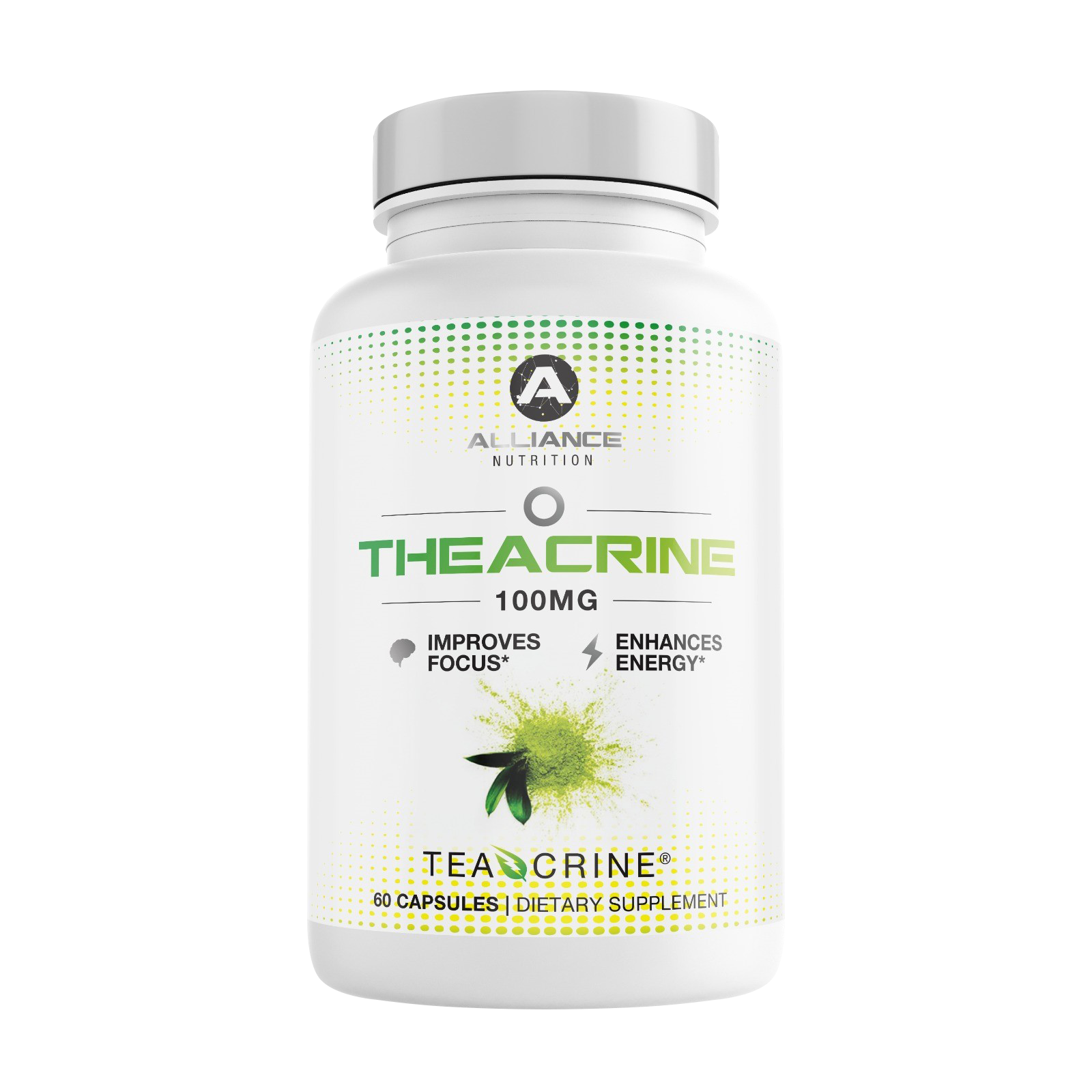 Thecrine Energy and Focus Supplement