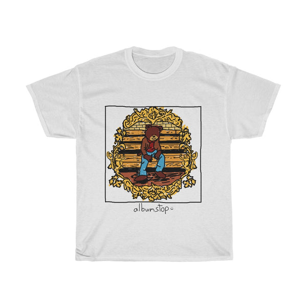 Deluxe College Dropout Tee - Album Stop