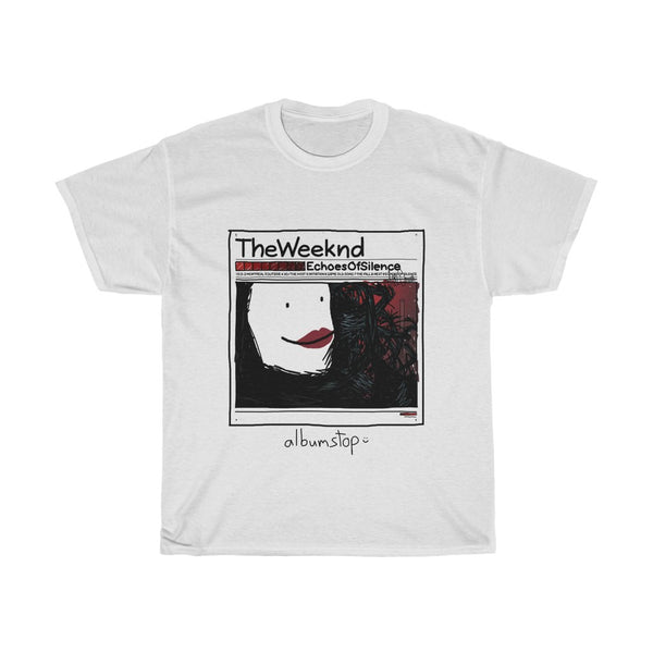 Echoes of Silence Tee - Album Stop