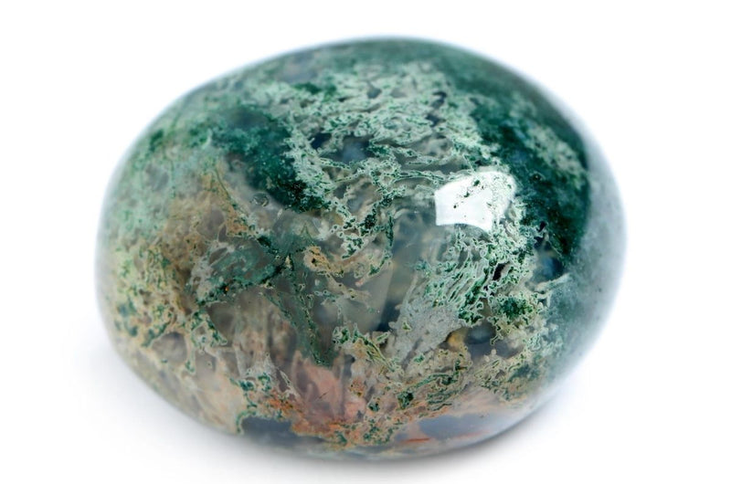 Moss Agate Meaning: Healing Properties & Everyday Uses