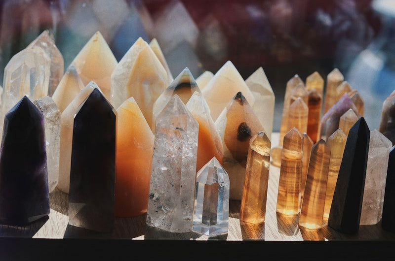 Crystals For Beginners: 12 Stones You Must Have