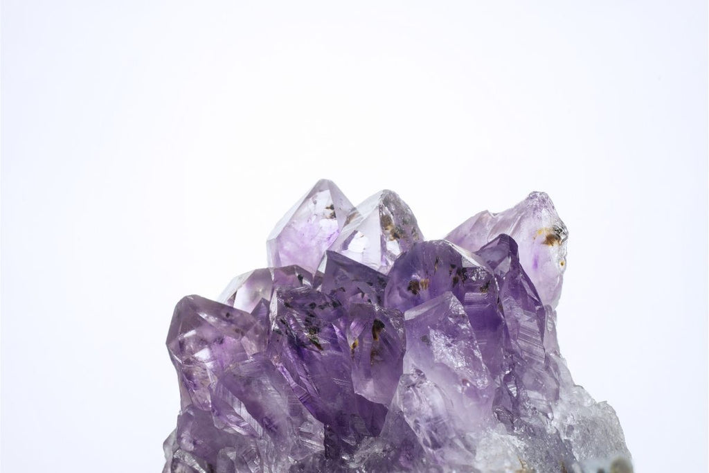 Large amethyst raw gemstone