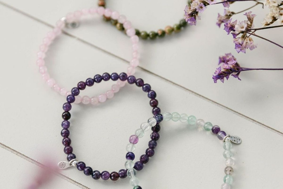 gemstone bracelets for fertility