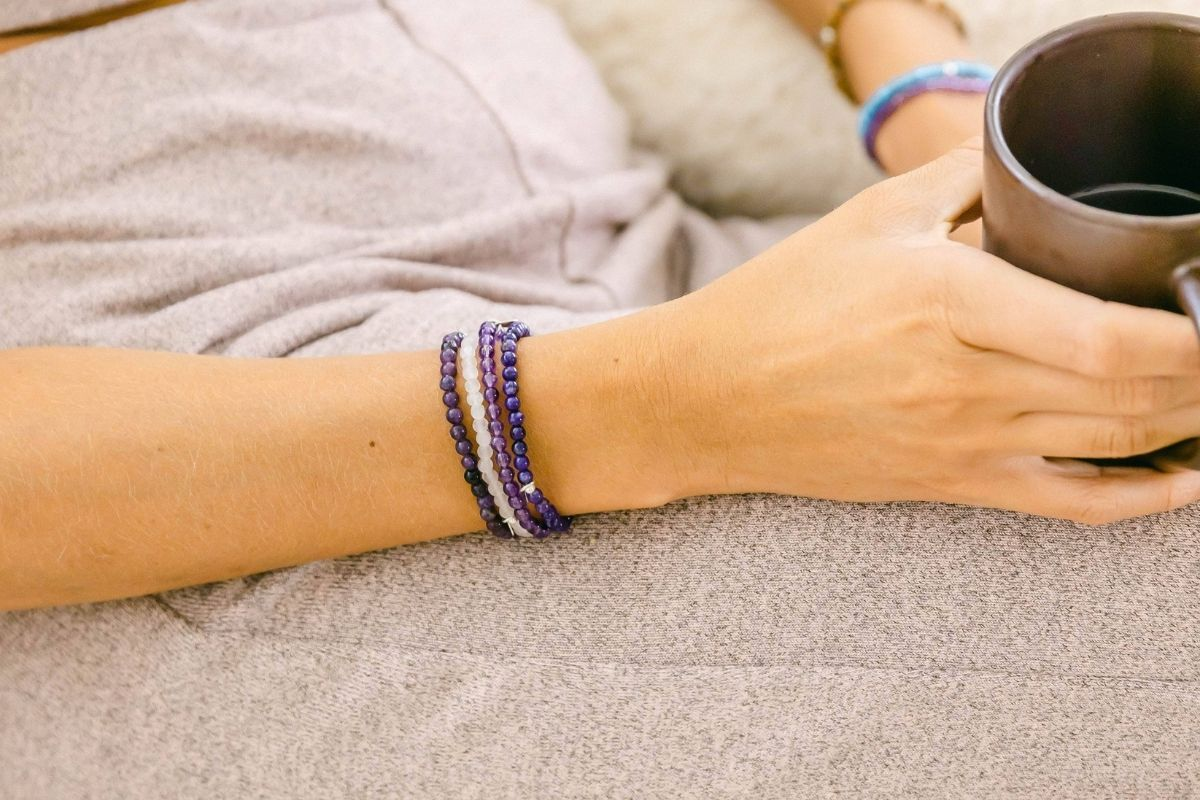 crown chakra braceletpack from tiny rituals